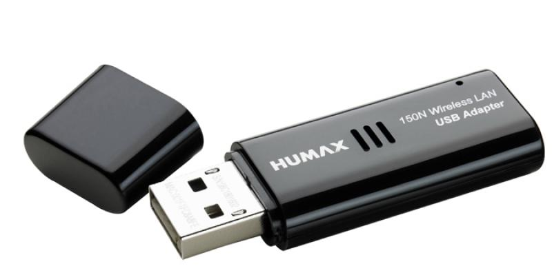 humax wifi dongle instructions